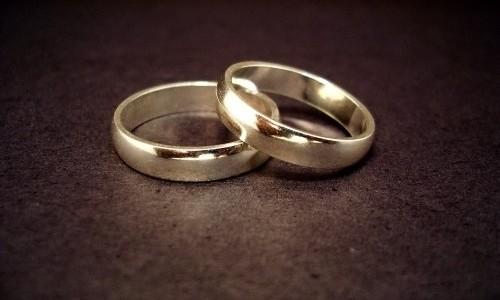 Casamentos, uniões e divórcio